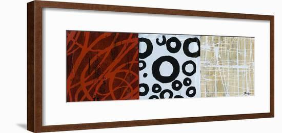Striscia I-Bridges-Framed Giclee Print