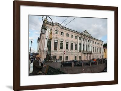 Stroganov Palace, St Petersburg, Russia, 2011-Sheldon Marshall-Framed Photographic Print
