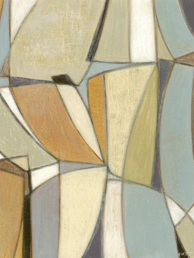 Structure II-Norman Wyatt Jr^-Art Print