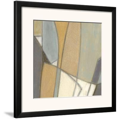 Structured Abstract I-Norman Wyatt Jr^-Framed Art Print