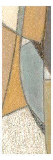 Structured Abstract III-Norman Wyatt Jr^-Art Print