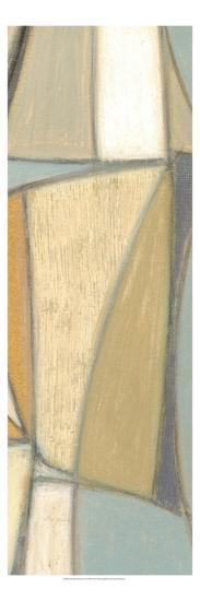 Structured Abstract IV-Norman Wyatt Jr^-Art Print