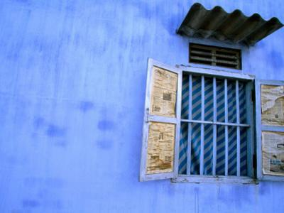 Air Ducts and Windows on Home in South Central Vietnam