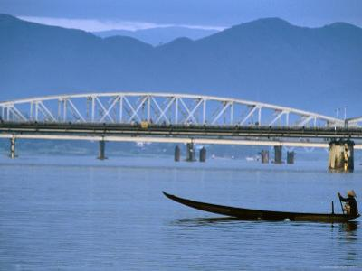 Hue's Famous Perfume River, Hue, Thua Thien-Hue, Vietnam