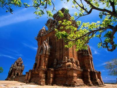 Po Klong Garai, Cham Tower-Shrine, Phan Rang-Thap Cham, Ninh Thuan, Vietnam