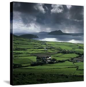 Blasket Sound to Blasket Islands and Slea Head, Dingle Peninsula, Munster, Republic of Ireland by Stuart Black
