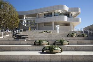 Getty Center Museum, Los Angeles, California, United States of America, North America by Stuart Black