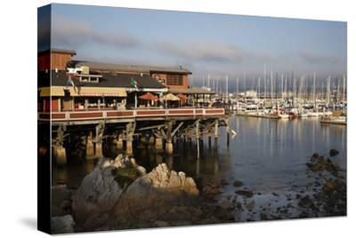 Monterey Docks and Fisherman's Wharf Restaurants
