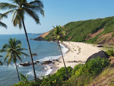 Paliem (Lakeside Beach), Arambol (Harmal), Goa, India, Asia by Stuart Black