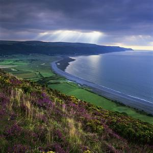 Porlock Bay, Porlock, Somerset, England, United Kingdom, Europe by Stuart Black
