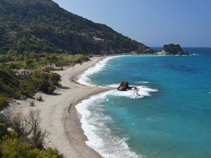 Potami Beach, Near Karlovassi, Samos, Aegean Islands, Greece by Stuart Black