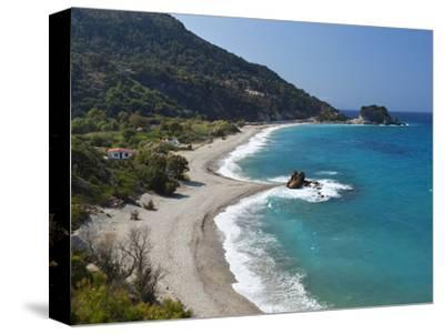 Potami Beach, Near Karlovassi, Samos, Aegean Islands, Greece