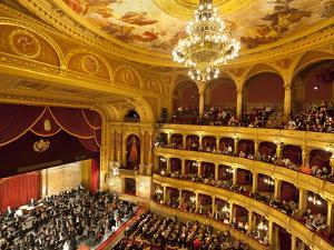 State Opera House (Magyar Allami Operahaz) with Budapest Philharmonic Orchestra, Budapest, Central by Stuart Black