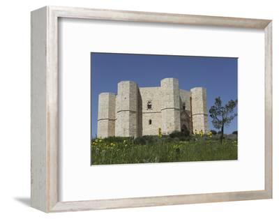 Castel Del Monte, Octagonal Castle, Built for Emperor Frederick Ii in the 1240S, Apulia, Italy