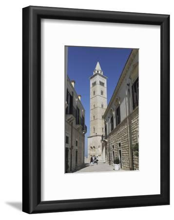 The 60 Metre Tall Bell Tower of the Cathedral of St. Nicholas the Pilgrim (San Nicola Pellegrino)
