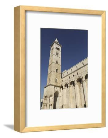 The 60M Tall Bell Tower of the Cathedral of St. Nicholas the Pilgrim (San Nicola Pellegrino)