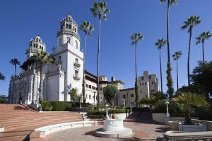 Hearst Castle by Stuart