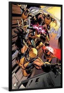 All-New X-Men #10 Featuring Wolverine, Cyclops, Jean Grey, Beast, Iceman, Angel by Stuart Immonen