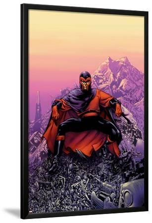 Ultimate X-Men No.62 Cover: Magneto