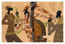 All That Jazz-Stuart McClean-Art Print