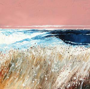 Pink Skies II by Stuart Roy