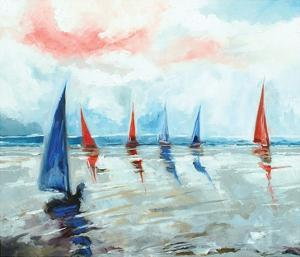 Sailing Boats Regatta by Stuart Roy