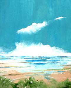 Seascape VIII by Stuart Roy