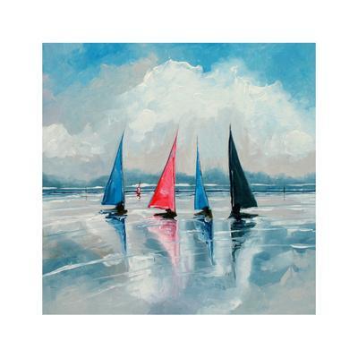Three Boats III
