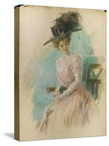 Vogue - May 1908 by Stuart Travis