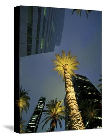 Downtown Los Angeles, Civic Center Area, California, USA