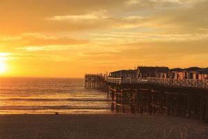 Pacific Beach, San Diego, California by Stuart Westmorland