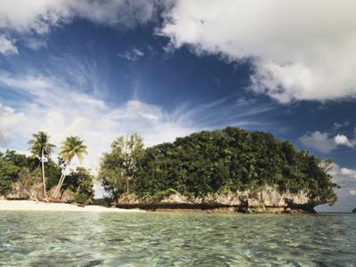 Palau, Micronesia, View of Honeymoon Island by Stuart Westmorland