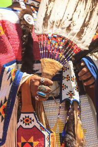 Pow Wow, Tribal Gathering at Daybreak Center, Seattle, Washington by Stuart Westmorland
