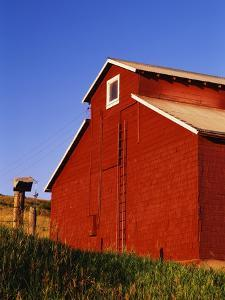 Red Barn by Stuart Westmorland