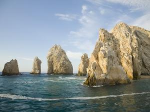 Rock Formations at Cabo San Lucas by Stuart Westmorland