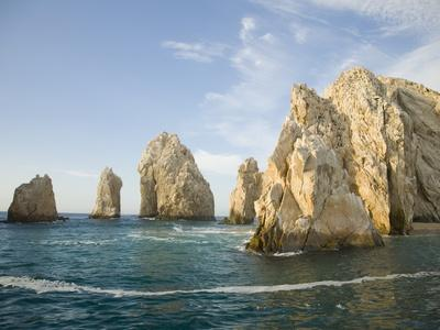 Rock Formations at Cabo San Lucas