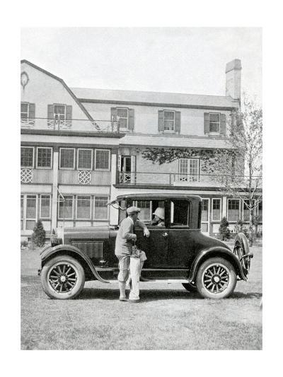 Studebaker Coupe, The American Golfer June 13, 1925--Premium Photographic Print