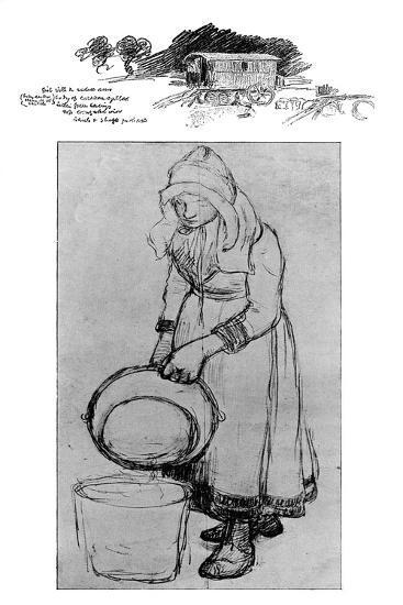 Studies by Edward Stott, 1901-Edward Stott-Giclee Print