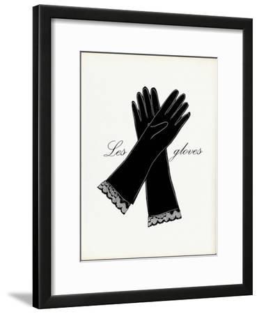 Little Black Gloves
