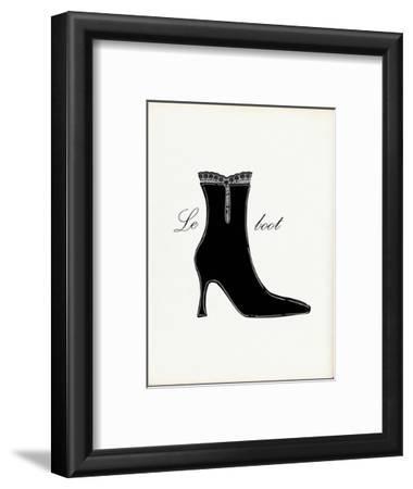 Little Black Short Boot