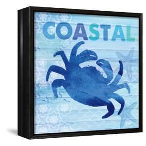 Sea Glass Crab by Studio Bella