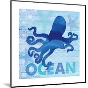 Sea Glass Octopus by Studio Bella