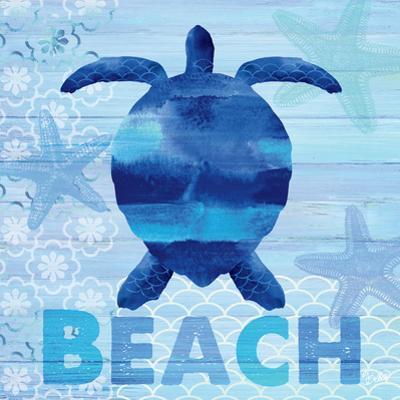 Sea Glass Turtle by Studio Bella