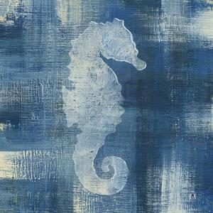 Batik Seas I by Studio Mousseau