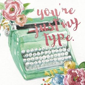You'Re Just My Type by Studio Rofino