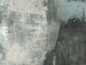 Black & Grey & Blue I by Studio W