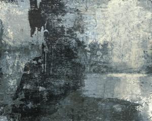 Black & Grey & Blue III by Studio W