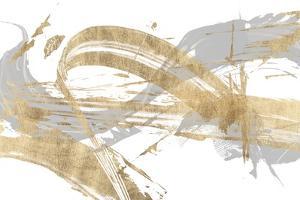 Gold & Grey I by Studio W