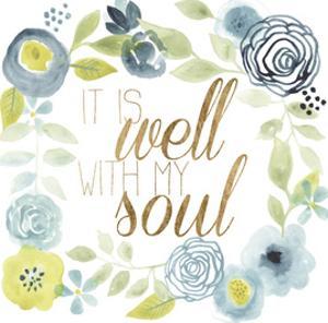 It Is Well II by Studio W