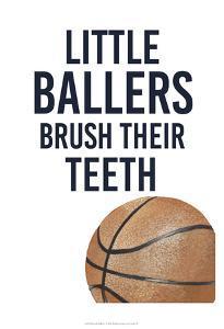 Little Ballers I by Studio W